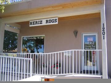 Heriz Rugs, Santa Fe, NM